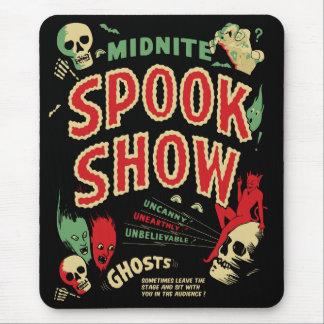 Vintage Spookshow Mouse Pad