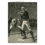 Vintage Sports, Antique Baseball Players Card