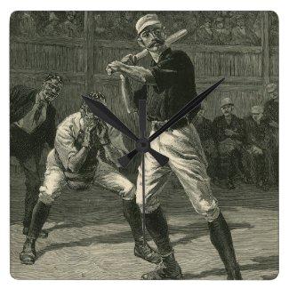 Vintage Sports, Antique Baseball Players