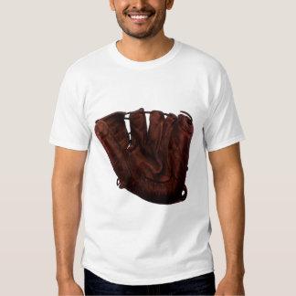 Vintage Sports, Antique Leather Baseball Glove T Shirt
