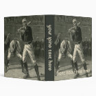Vintage Sports, Baseball Players by Thulstrup Binder