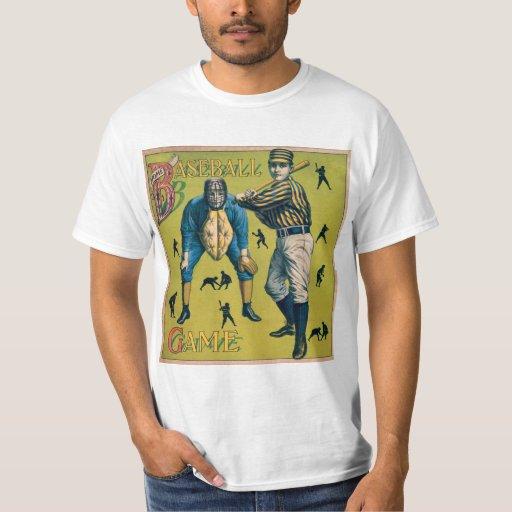 Vintage Sports Baseball, Victorian Players T-Shirt