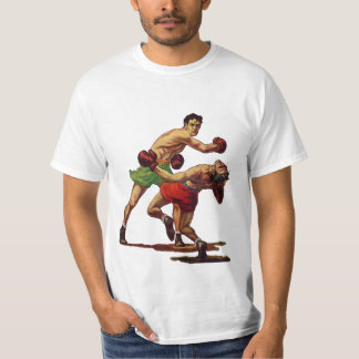 Vintage Sports, Boxers Boxing Fight Shirt