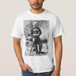 Vintage Sports Photo, Boston Baseball Player T-Shirt