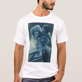 Vintage Sports Tennis, Love and Romance T-Shirt