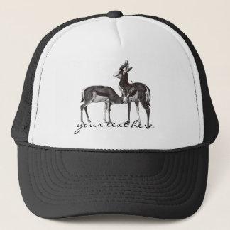 Vintage Springbok Hat