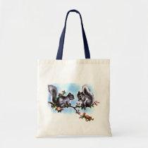 Vintage Squirrels Bag