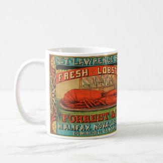 Vintage St. Lawrence Bay Lobster Mug