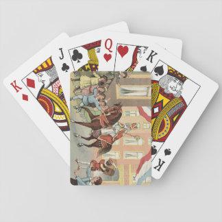 Vintage St. Nicholas St. Nick Sinterklaas Playing Cards