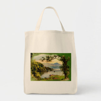 Vintage St. Paddy's By the Lake Tote Bag