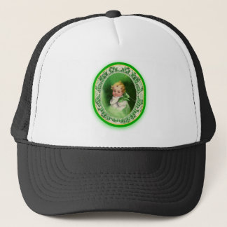 Vintage St Patrick's by Clapsaddle 01 Trucker Hat
