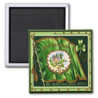 Vintage St Patricks Day 31 Magnet