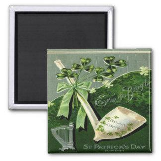 Vintage St Patricks Day 36 Magnet
