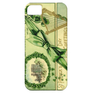 Vintage St. Patrick's Day iPhone 5 Covers
