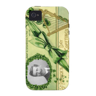Vintage St. Patrick's Day iPhone 4 Cover