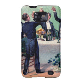 Vintage St. Patricks Day Galaxy S2 Cover