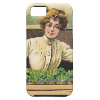 Vintage St. Patrick's Day iPhone SE/5/5s Case