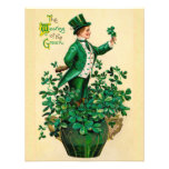 Vintage St. Patrick's Day Party Invitations!