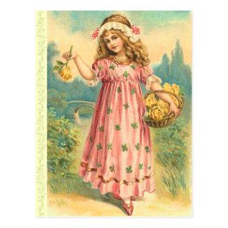 Vintage St. Patrick's Day Postcards