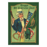 Vintage St Patrick's Day Poster