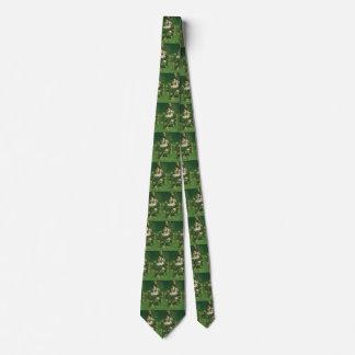 Vintage St. Patrick's Day Souvenir, Irish Lass Neck Tie