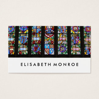 Window Business Cards Templates Zazzle - Windows business card template