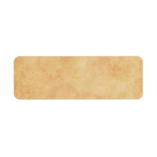 Vintage stained old paper texture blank labels