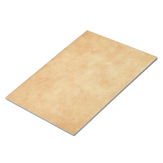 Vintage stained old paper texture notepad
