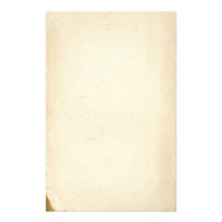 Vintage Stained Paper Stationery