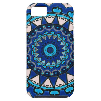Vintage star motif  Ottoman Turkish tile design iPhone 5 Cover