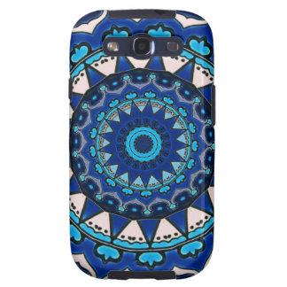 Vintage star motif  Ottoman Turkish tile design Samsung Galaxy S3 Covers