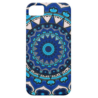 Vintage star motif  Ottoman Turkish tile design iPhone 5 Cases