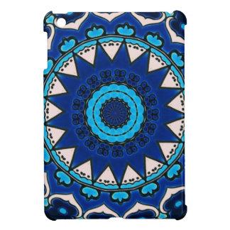 Vintage star motif  Ottoman Turkish tile design Cover For The iPad Mini