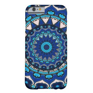 Vintage star motif  Ottoman Turkish tile design iPhone 6 Case