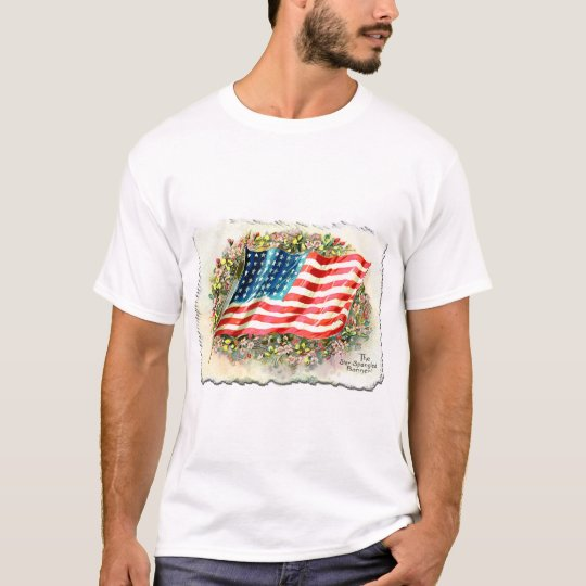 Vintage Star Spangled Banner Products T-Shirt