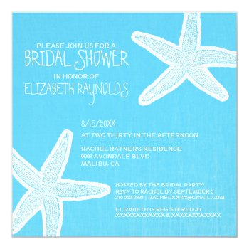 Browse Products At Zazzle With The Theme Beach Bridal Shower