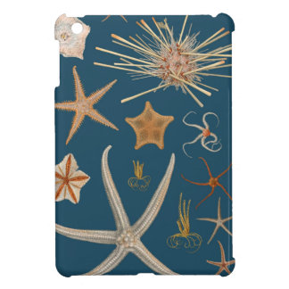 Vintage Starfish Case For The iPad Mini