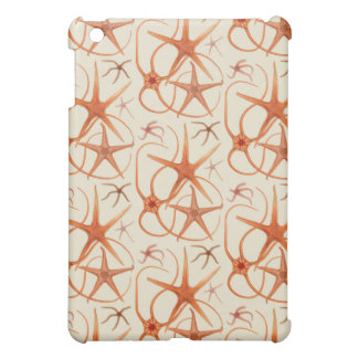 Vintage Starfish Illustration Case For The iPad Mini
