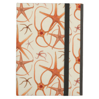 Vintage Starfish Illustration iPad Air Cases