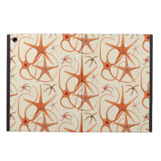 Vintage Starfish Illustration iPad Air Covers