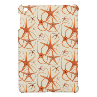 Vintage Starfish Illustration iPad Mini Case