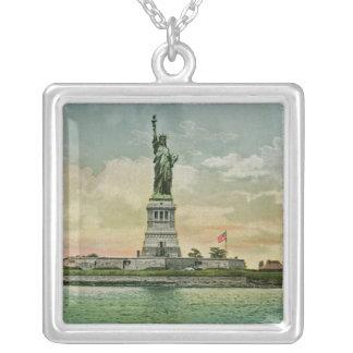 Vintage Statue of Liberty, New York Harbor Pendants