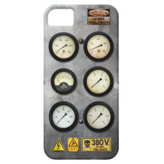Vintage Steam Engine High Voltage iPhone 5 Cases