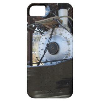 Vintage Steam Engine iPhone Case iPhone 5 Cases
