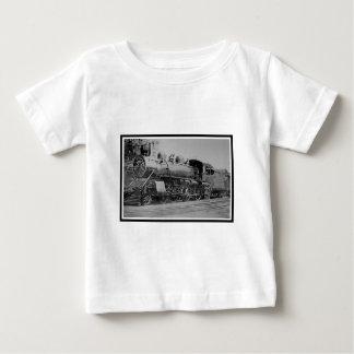 Vintage Steam Engine Train Railroad Infant T-shirt