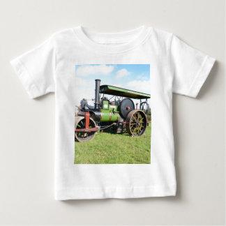 Vintage Steam Roller Baby T-Shirt