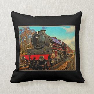 Vintage Steam Train Pillows