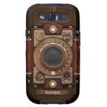 Vintage Steampunk Camera #1C Samsung Galaxy SIII Cases