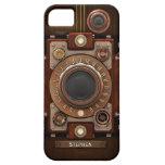 Vintage Steampunk Camera #1C iPhone 5 Case