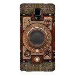 Vintage Steampunk Camera #1D (De Luxe!) Galaxy Note 4 Case